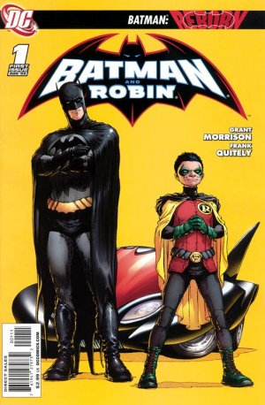 Batman & Robin # 1 Issues V1 (2009 - 2011)