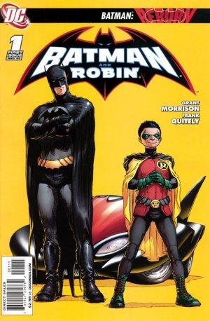 Batman & Robin édition Issues V1 (2009 - 2011)
