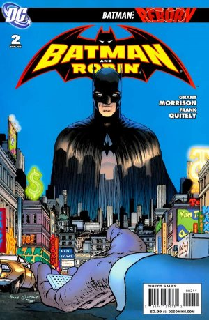 Batman & Robin # 2 Issues V1 (2009 - 2011)