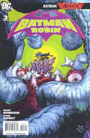 Batman & Robin # 3 Issues V1 (2009 - 2011)