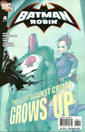 Batman & Robin # 4 Issues V1 (2009 - 2011)