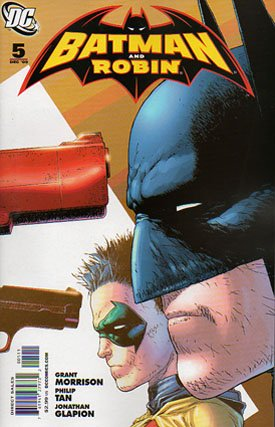Batman & Robin # 5 Issues V1 (2009 - 2011)