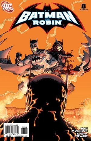 Batman & Robin # 8 Issues V1 (2009 - 2011)