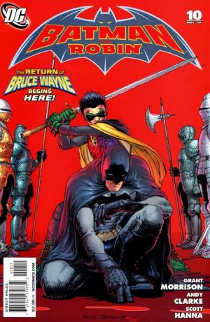 Batman & Robin # 10 Issues V1 (2009 - 2011)