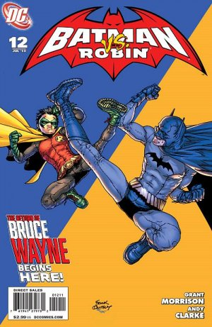 Batman & Robin # 12 Issues V1 (2009 - 2011)