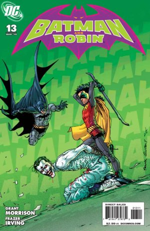 Batman & Robin # 13 Issues V1 (2009 - 2011)