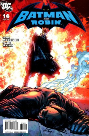 Batman & Robin # 14 Issues V1 (2009 - 2011)