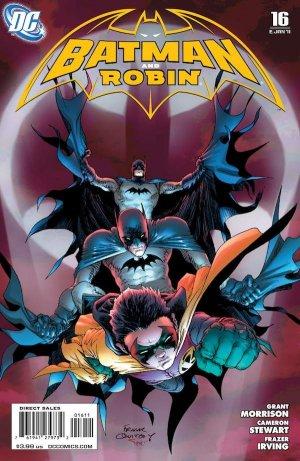 Batman & Robin # 16 Issues V1 (2009 - 2011)