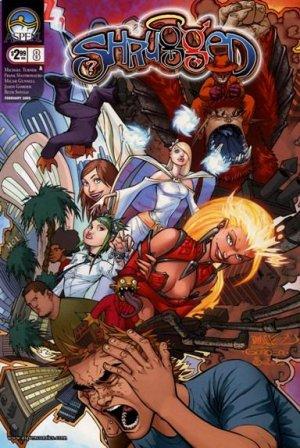 Ange ou Démon # 8 Issues V1 (2006 - 2009)