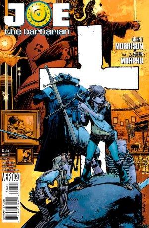 Joe - L'aventure intérieure # 8 Issues