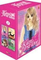 couverture, jaquette Kare First Love COFFRET 1