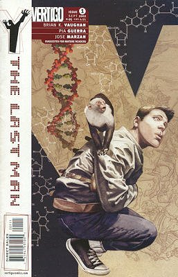 Y Le Dernier Homme # 1 Issues (2002 - 2008)