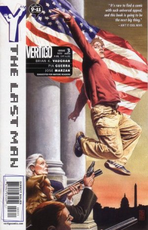 Y Le Dernier Homme # 3 Issues (2002 - 2008)