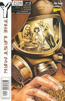 Y Le Dernier Homme # 4 Issues (2002 - 2008)