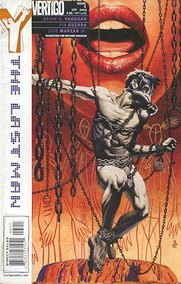 Y Le Dernier Homme # 5 Issues (2002 - 2008)