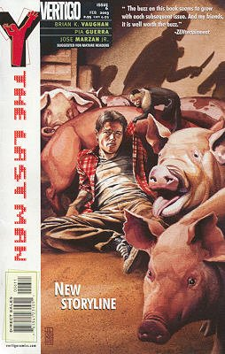 Y Le Dernier Homme # 6 Issues (2002 - 2008)