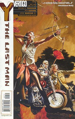 Y Le Dernier Homme # 7 Issues (2002 - 2008)