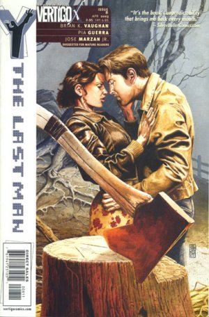 Y Le Dernier Homme # 8 Issues (2002 - 2008)