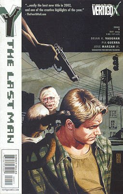 Y Le Dernier Homme # 9 Issues (2002 - 2008)