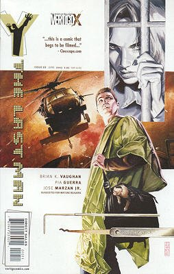 Y Le Dernier Homme # 10 Issues (2002 - 2008)