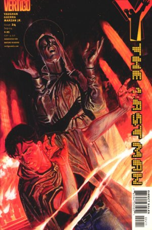 Y Le Dernier Homme # 24 Issues (2002 - 2008)