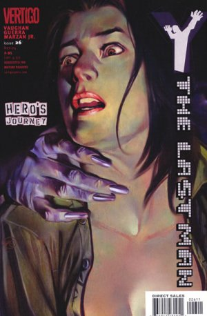 Y Le Dernier Homme # 26 Issues (2002 - 2008)