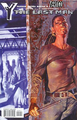 Y Le Dernier Homme # 29 Issues (2002 - 2008)