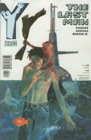 Y Le Dernier Homme # 34 Issues (2002 - 2008)