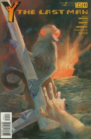 Y Le Dernier Homme # 35 Issues (2002 - 2008)