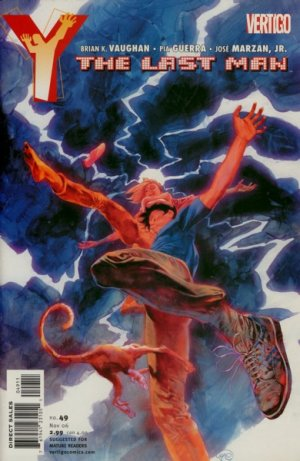 Y Le Dernier Homme # 49 Issues (2002 - 2008)