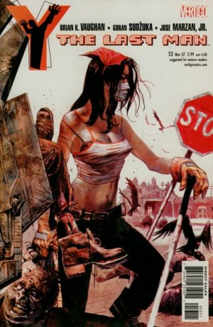 Y Le Dernier Homme # 53 Issues (2002 - 2008)