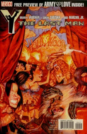 Y Le Dernier Homme # 54 Issues (2002 - 2008)