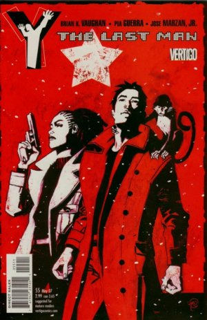 Y Le Dernier Homme # 55 Issues (2002 - 2008)