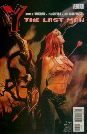 Y Le Dernier Homme # 57 Issues (2002 - 2008)