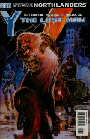 Y Le Dernier Homme # 59 Issues (2002 - 2008)