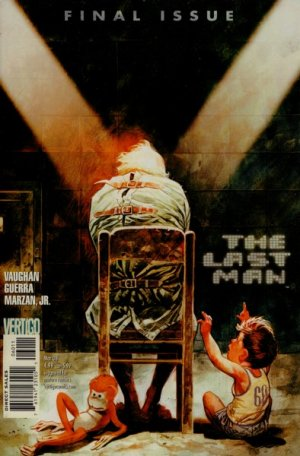 Y Le Dernier Homme # 60 Issues (2002 - 2008)