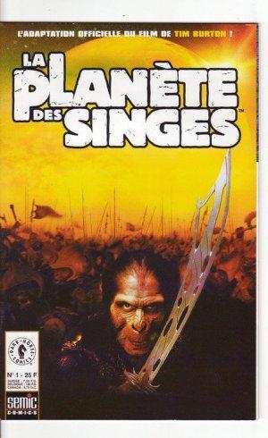 La Planète des Singes édition Kiosque (2001)