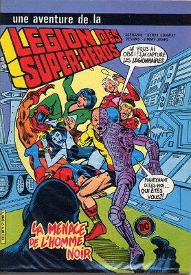 La Légion des Super-Héros édition Kiosque (1983)