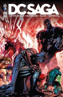 Justice League # 6 Kiosque mensuel