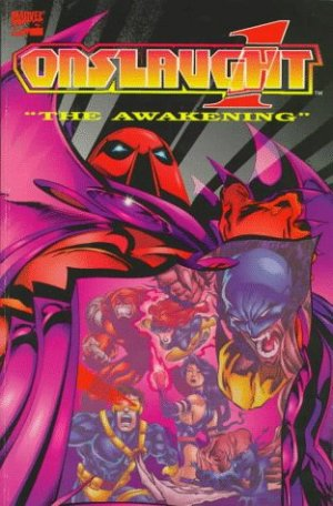 Onslaught édition TPB softcover (souple)