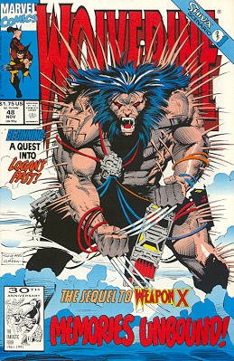 Wolverine # 48 Issues V2 (1988 - 2003)