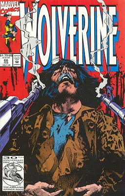 Wolverine # 66 Issues V2 (1988 - 2003)