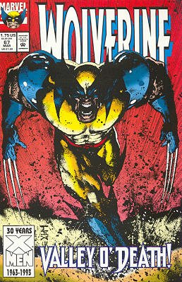 Wolverine # 67 Issues V2 (1988 - 2003)