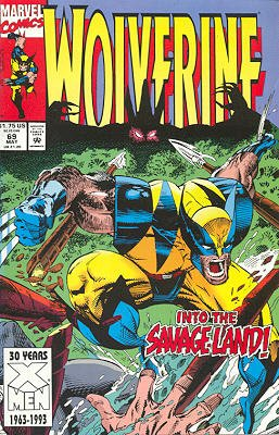 Wolverine # 69 Issues V2 (1988 - 2003)