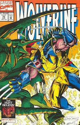 Wolverine # 70 Issues V2 (1988 - 2003)