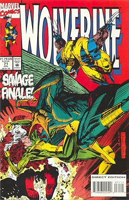 Wolverine # 71 Issues V2 (1988 - 2003)