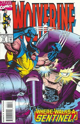 Wolverine # 72 Issues V2 (1988 - 2003)