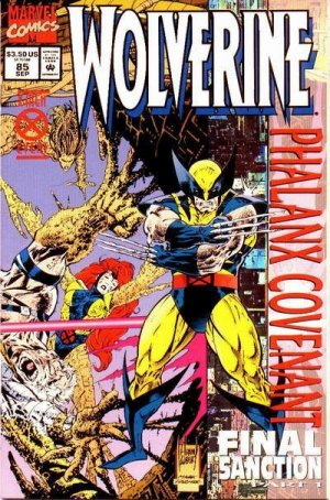 Wolverine # 85 Issues V2 (1988 - 2003)