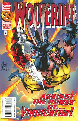 Wolverine # 95 Issues V2 (1988 - 2003)