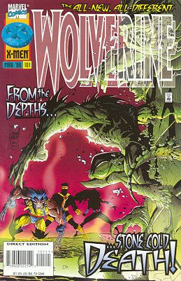 Wolverine # 101 Issues V2 (1988 - 2003)